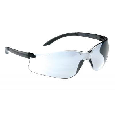 Lunettes de sécurité, Monture SOFTILUX transparente - Oculaire incolore-LUX OPTICAL