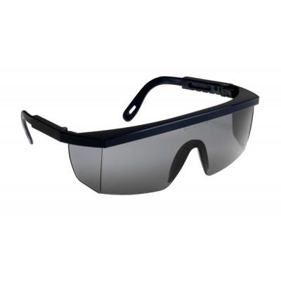Lunettes de sécurité, Monture ECOLUX noire - Oculaire teinté-LUX OPTICAL