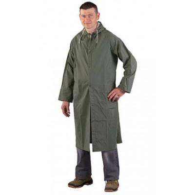 Manteau de pluie PVC vert, 50302 Coverguard