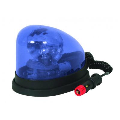 Gyrophare goutte d'eau bleu - Sodise | 17011