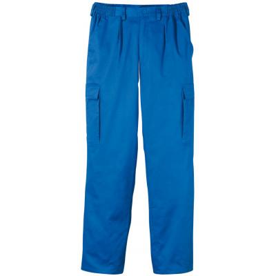Pantalon de travail FACTORY, coloris bleu, poly-coton, 245 g/m2 COVERGUARD 8FABP