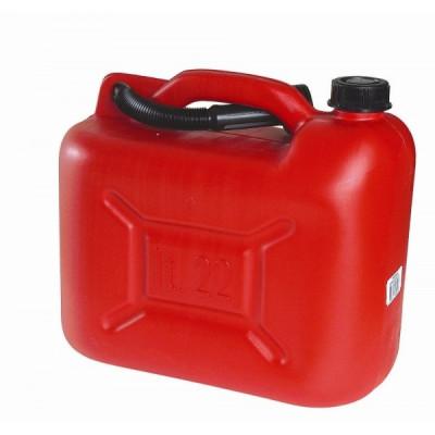 Jerrican plastique essence 10 litres SODISE 18705