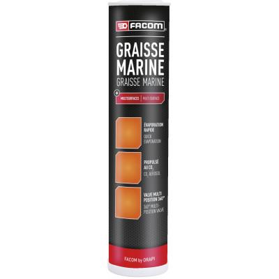 Graisse marine Cartouche 400 Gr 133174 | FACOM BY ORAPI