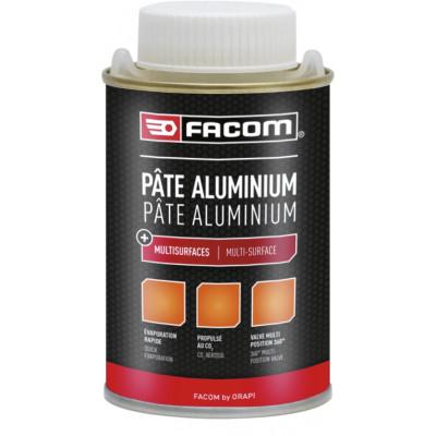 Pate aluminium Boîte pinceau 250 ml 132146 | FACOM BY ORAPI