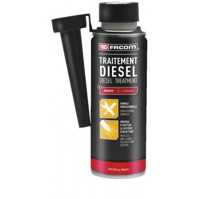 Traitement pour moteur diesel Flacon Acier 250 ml 165014 | FACOM BY ORAPI