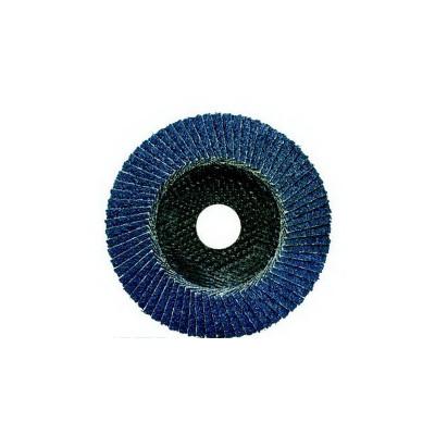 Boîte de 10 disques à lamelle fibre Ø125 x 22.2, grain 60 14045