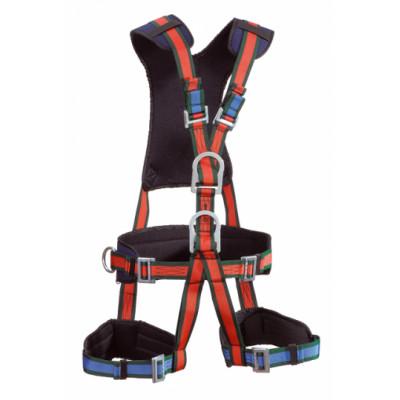 Harnais complet GRAND CONFORT, ceinture et cuissarde Top Lock