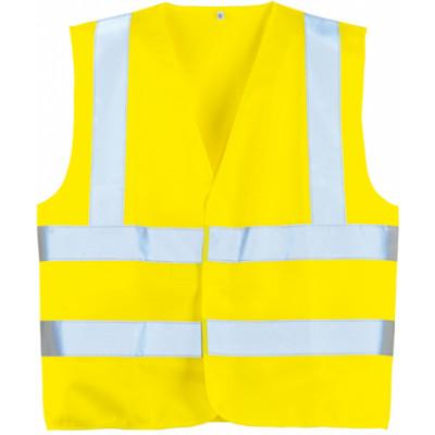Yard yellow gilet baudrier 2 ceintures
