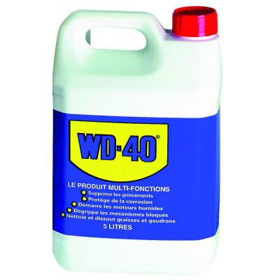 Bidon wd40 5l + pulvérisateur | 10200