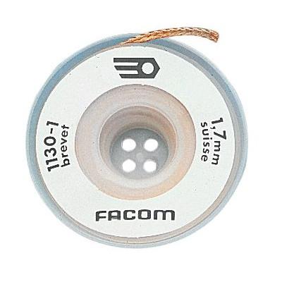 1130.1 Facom Tresse à dessouder