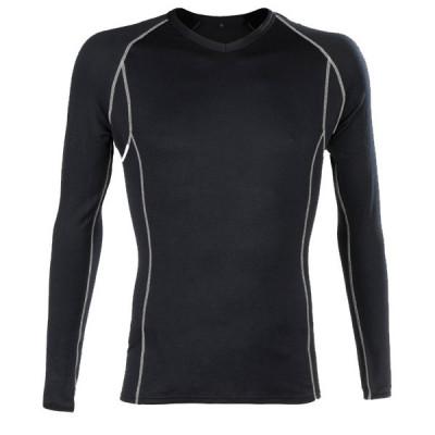 T-shirt manches longues BODYWARMER - noir - Coverguard   5BOBT