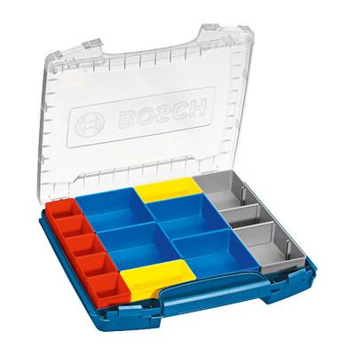 1600A001S7 Coffret de transport Bosch i-BOXX 53 Set 12 Professional outils Bosch Bleu