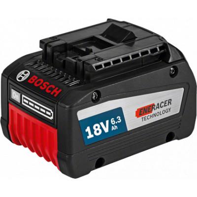 1600A00R1A Batterie Bosch GBA 18 V 6.3 Ah EneRacer Professional outils Bosch Bleu