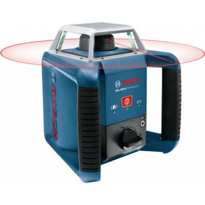 061599403U Laser rotatif Bosch GRL 400 H Professional outils Bosch Bleu