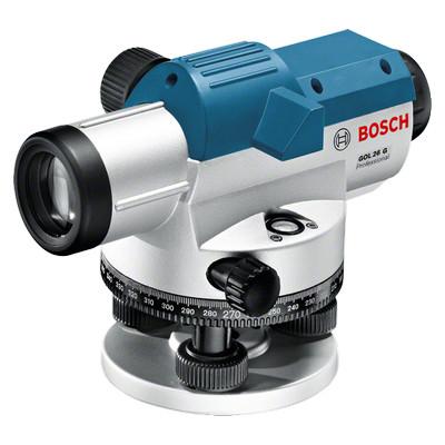 0601068001 Niveau optique Bosch GOL 26 G Professional outils Bosch Bleu
