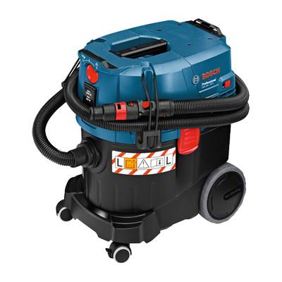 06019C30W0 Aspirateur pour solides et liquides Bosch GAS 35 L SFC+ Professional outils Bosch Bleu