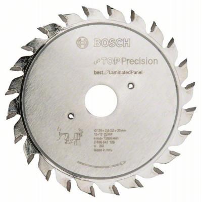 2608642129 Inciseur Top Precision Laminated Panel Accessoire Bosch pro outils