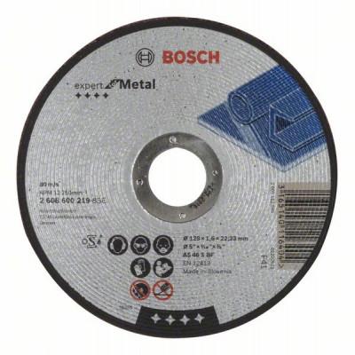 2608600219 Disque à tronçonner à moyeu plat Expert for Metal Accessoire Bosch pro outils