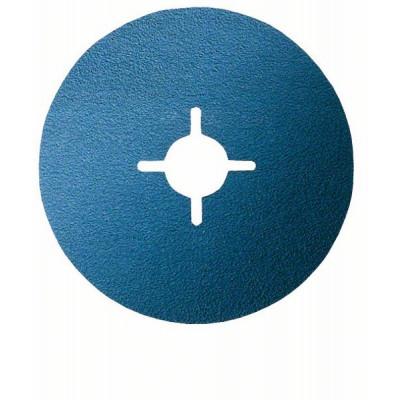2608607255 Disque abrasif sur fibres R574, Best for Metal Accessoire Bosch pro outils