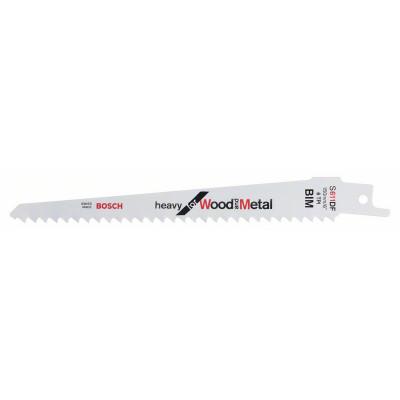 2608656258 Lame de scie sabre S 611 DF Accessoire Bosch pro outils