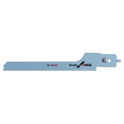 2608656973 Lame de scie sabre M 722 EF pour égoïne multifonction PFZ 500 E Bosch Accessoire Bosch pro outils