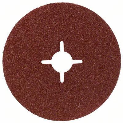 2608605495 Disque abrasif sur fibres R444, Expert for Metal Accessoire Bosch pro outils