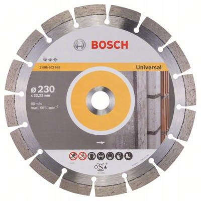2608602568 Disque à tronçonner diamanté Expert for Universal Accessoire Bosch pro outils