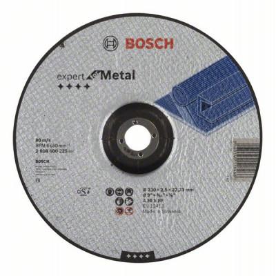 2608600225 Disque à tronçonner à moyeu déporté Expert for Metal Accessoire Bosch pro outils