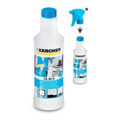 Détergent pour les vitres, prêt à l'emploi CA 40 R, 0.5 l Karcher 6.295-687.0