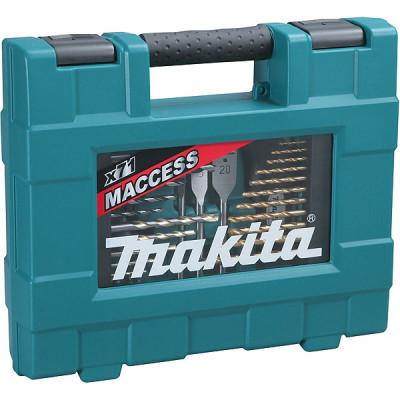 Makita D-33691 Coffret ensemble accessoires 71 pièces MACCESS