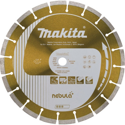 Makita B-54053 Disques diamants Nebula