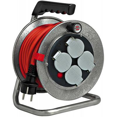Enrouleur de câble Silver Baby IP44 Brennenstuhl | 1207911