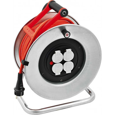 Enrouleur de câble Silver XL IP44 Brennenstuhl | 1207951