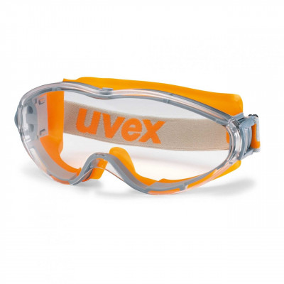 Lunettes de protection panoramiques Ultrasonic Orange Uvex | 9302245