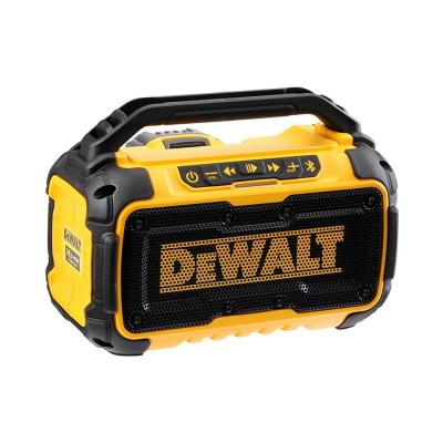 Enceinte Bluetooth compatible avec les batteries XR 10.8V / 18V / 54V Li-Ion Dewalt | DCR011