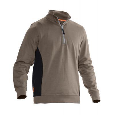 Sweatshirt 12 fermeture éclair 5401  | Jobman Workwear