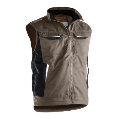 Gilet de service doublé 7517  | Jobman Workwear