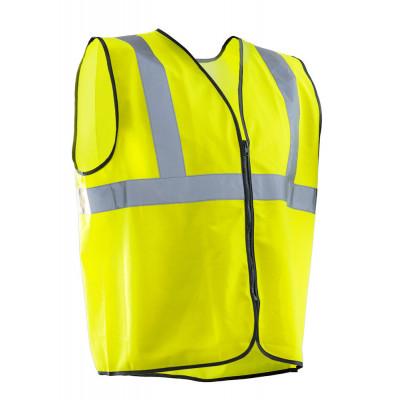 Gilet sans manches Haute Visibilité 7586  | Jobman Workwear