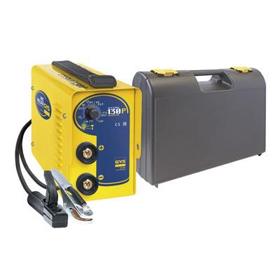 Poste à souder Inverter à l'électrode enrobée (MMA) 130A GYSMI 130P GYS | 029972