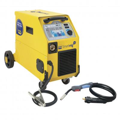 Poste à souder semi-automatique 160A SMARTMIG 162 GYS | 033160