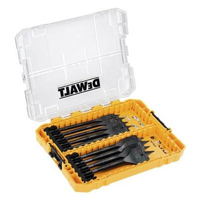 Coffret de 9 mèches à bois plates Dewalt   DT70751