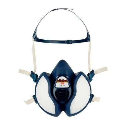 Série 4000 - demi-masque sans maintenance 3M™ K4255+