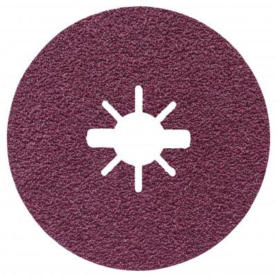 Disques abrasifs en fibre X-LOCK, R444, ExpertforMetal - EN 13743 Bosch Professional   2608619173