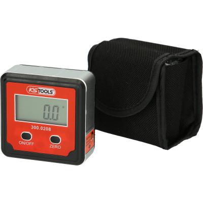 Niveau angulaire digital magnétique KS Tools   300.0208