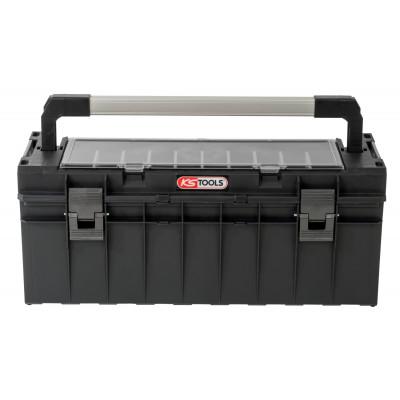 Caisse à outils SCM, 650 x 270 x 272 mm KS Tools | 850.0383