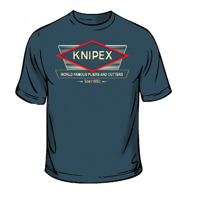 Tee-Shirt Collector KNIPEX 1882 | L245