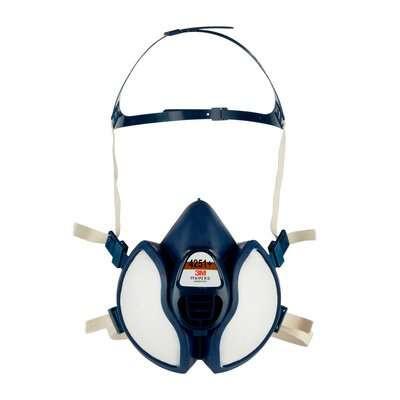 Demi-masque sans maintenance 3M™, Filtres FFABE1P3 R D, 4277+ | 7100113102