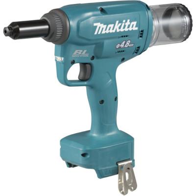 Riveteuse 18 V Li-Ion ø 4,8 mm (Produit seul) Makita | DRV150ZJ