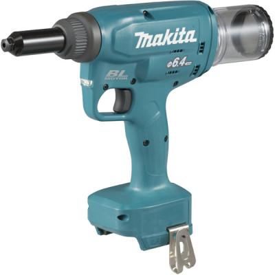Riveteuse 18 V Li-Ion ø 6,4 mm (Produit seul) Makita | DRV250ZJ
