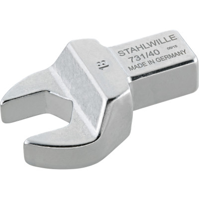Embout à fourche 14 x 18 mm 731/40 41 Stahlwille | 58214041